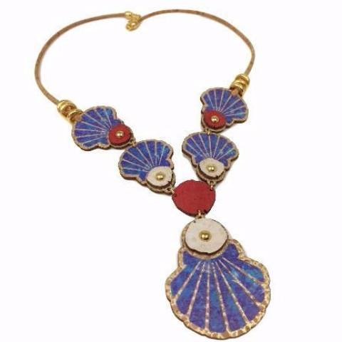 Vibrant Sea Collection | Shell Necklace - Grow From Nature