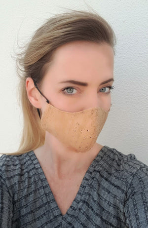 Cork masks for Adults & Kids, Made in Portugal
