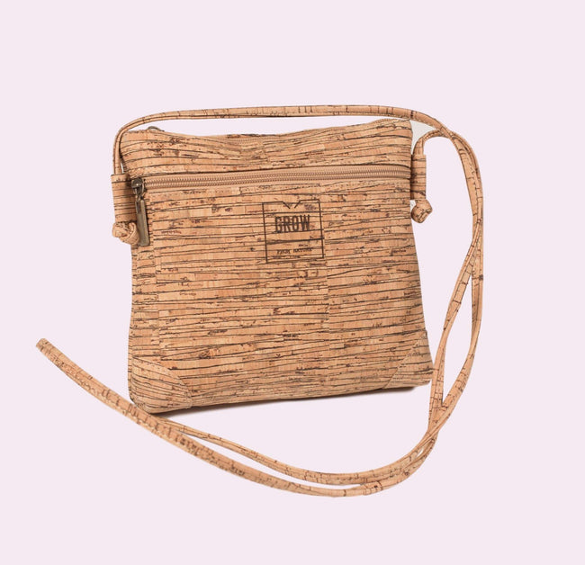 Cubana Crossbody | Lines - Grow From Nature