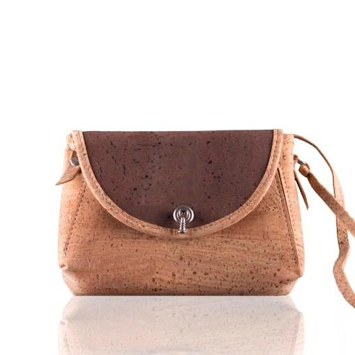 Eduardii Crossbody Bag | Natural Brown - Grow From Nature