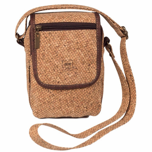 Franchetii Crossbody | Squares - Grow From Nature