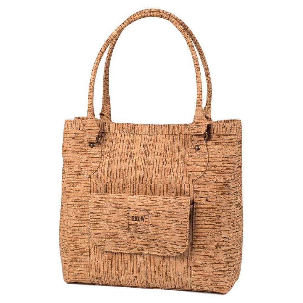 Lusitanica Tote | Lines - Grow From Nature