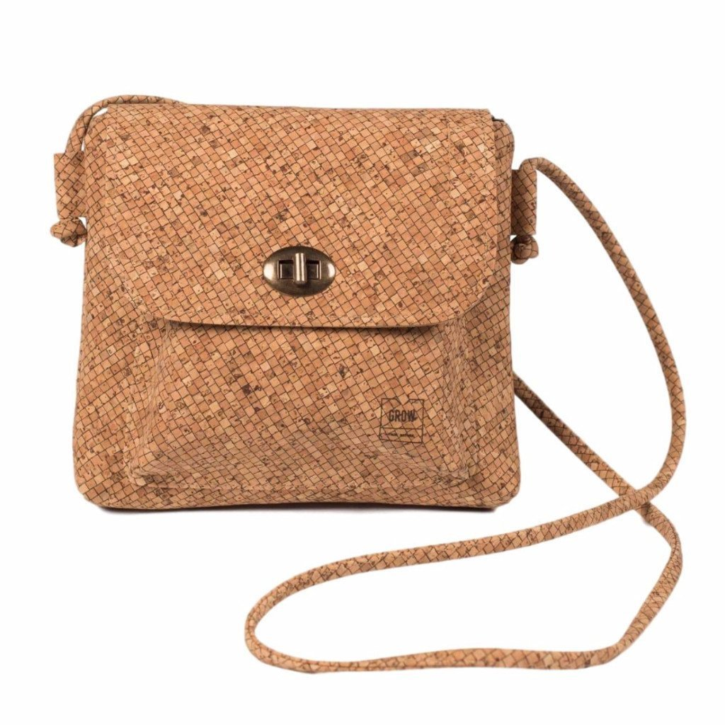 Montana Crossbody | Squares - Grow From Nature