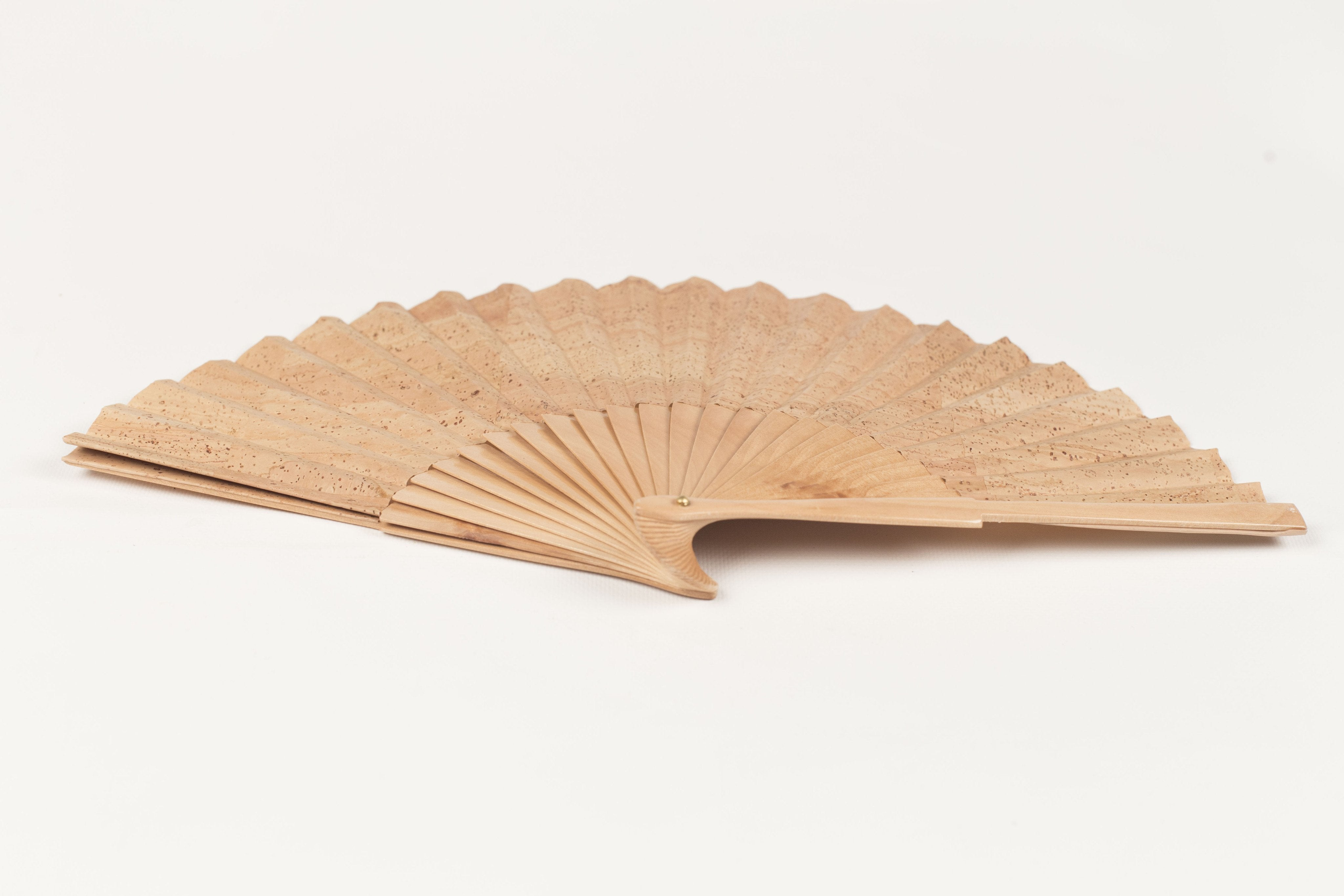 Quercus Hand Fan - Grow From Nature
