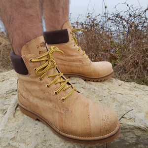 Cork Vegan Boot