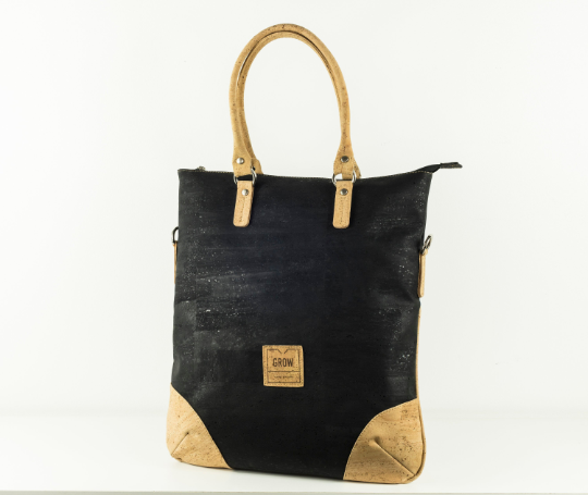 Greggii Tote Bag | Black collection 2019 - Grow From Nature