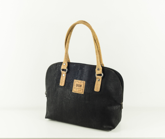 Coccinea handbag | Black collection 2019 - Grow From Nature