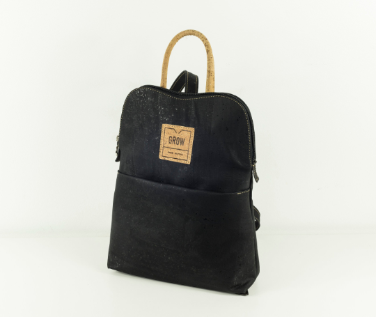 Plantae , Black Backpack 2019 collection - Grow From Nature
