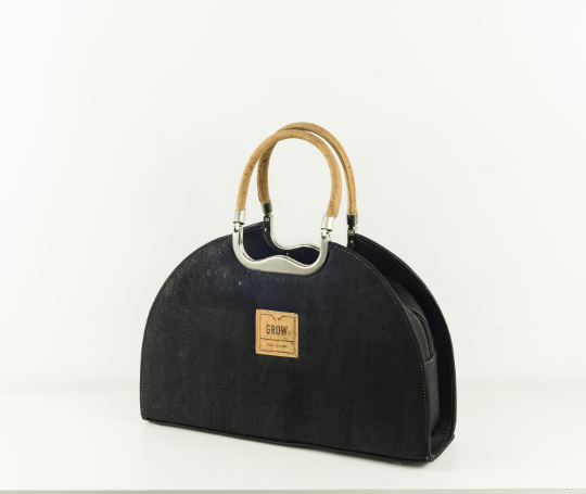 Ilex handbag | Black collection 2019 - Grow From Nature