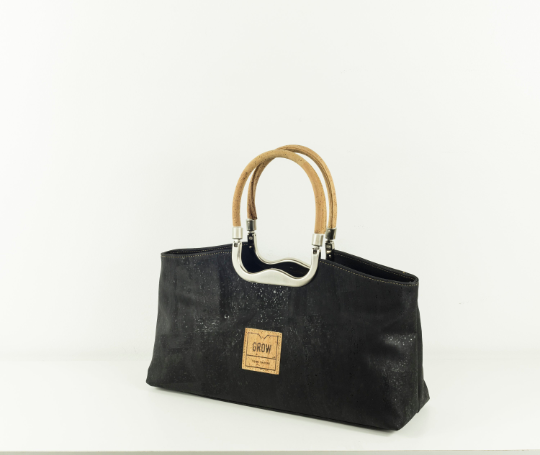 Welshii handbag | Black collection 2019 - Grow From Nature