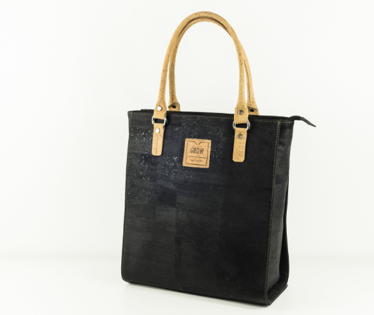 Fabrei Tote Bag | Black collection 2019 - Grow From Nature