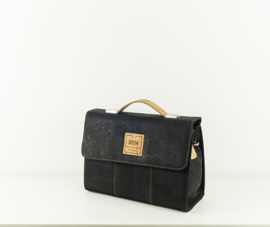 Conspersa handbag | Black collection 2019 - Grow From Nature