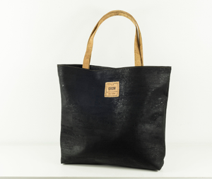 Lyrata Shopping Bag | Black collection 2019 - Grow From Nature