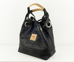 Robur, Bucket Bag | Black Collection 2019 - Grow From Nature