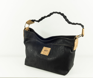 Similis hobo bag | Black collection 2019 - Grow From Nature