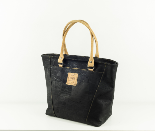 Intricata Tote Bag | Black collection 2019 - Grow From Nature