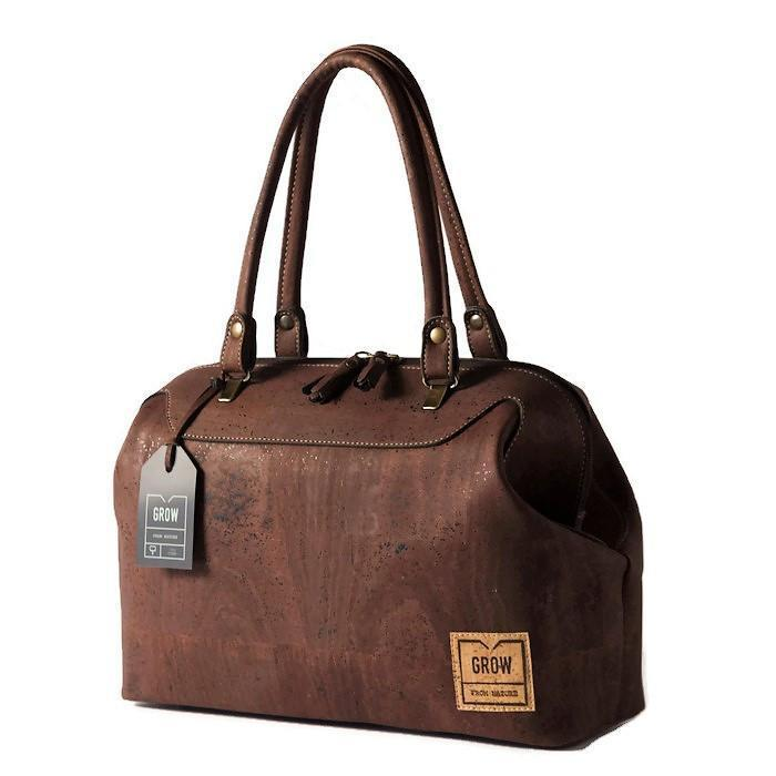 Falcata Barrel Bag - Grow From Nature