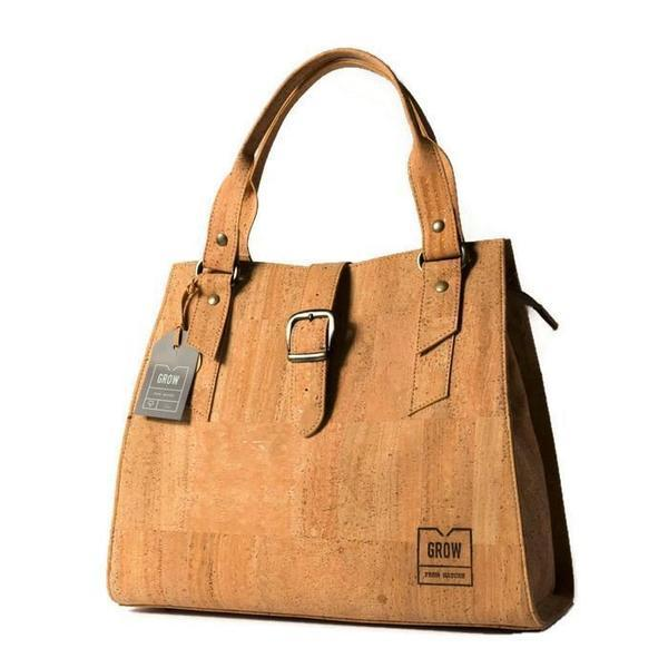 Suber Tote Bag - Grow From Nature