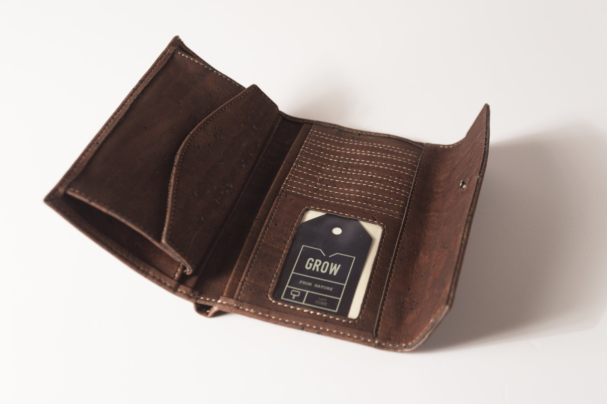 Parvula Wallet | Dark - Grow From Nature