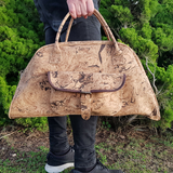 Stellata travel Bag | Nature pattern - Grow From Nature