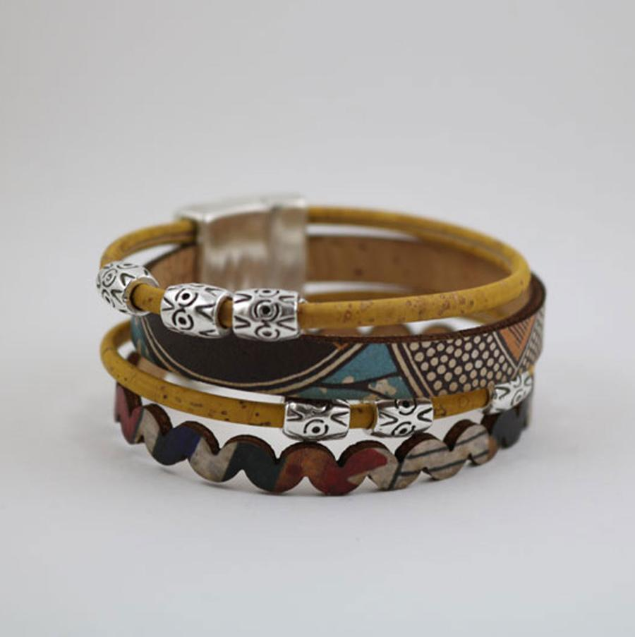 Tribal Collection | Stripes Bracelet 4 - Grow From Nature