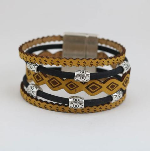 Tribal Collection | Stripes Bracelet 1 - Grow From Nature