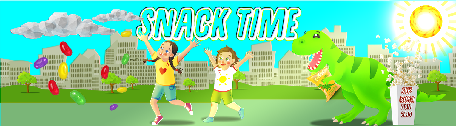 Snack Time Kids Music Videos