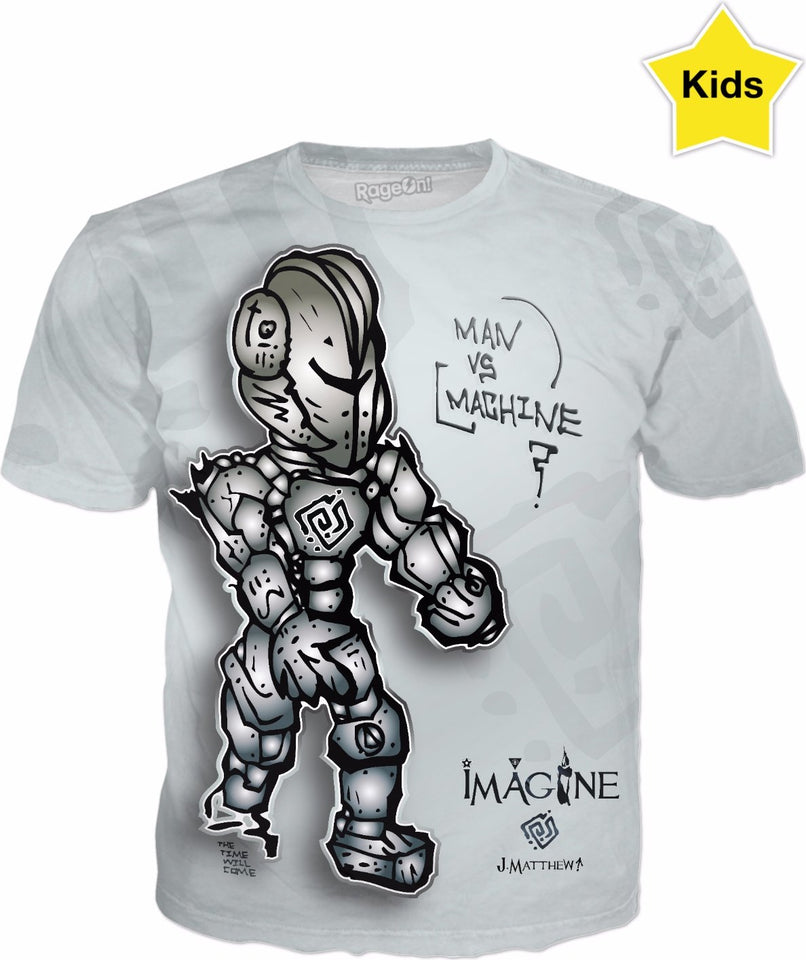 Man VS Machine Kids