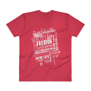 Fashion V-Neck T-Shirt