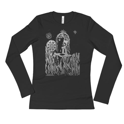Son Eternal Faith Ladies' Long Sleeve T