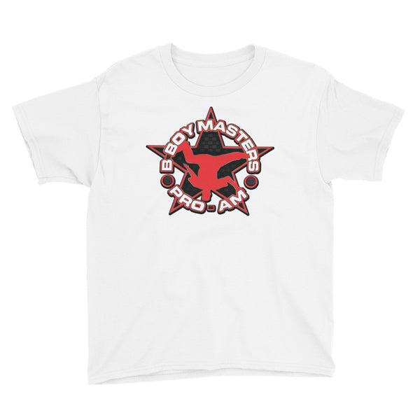 Bboy Masters ProAm Youth T-Shirt