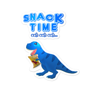 Chip The Dino Sticker