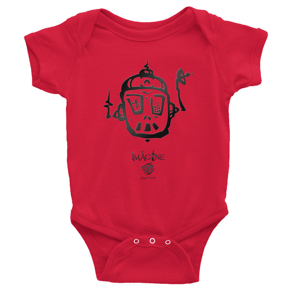 Imagine Robot Infant short sleeve one-piece