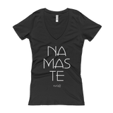 Namaste Slogan T-shirt Women's