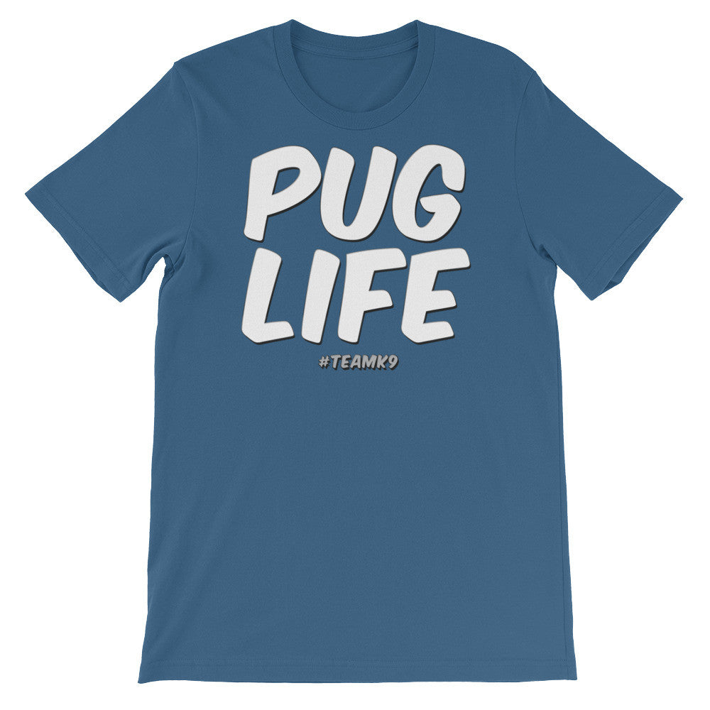 Pug Life Shirt for Men Team K9