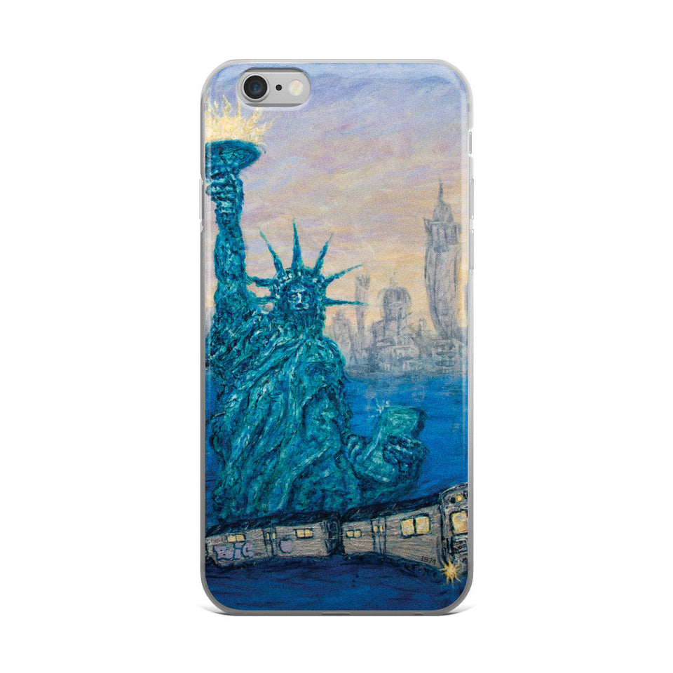 New York Tribute iPhone 5/5s/Se, 6/6s, 6/6s Plus Case