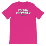 Golden Retriever Team K9 Slogan shirt