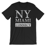 NY Miami Connect - graphic t-shirt