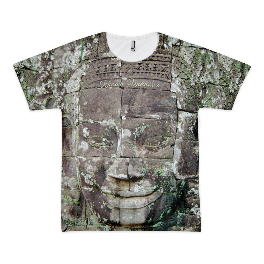 Buddha - Known Unknown - All Over T-Shirt
