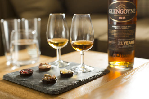 Glengoyne Whisky and Chocolate Matching Tour