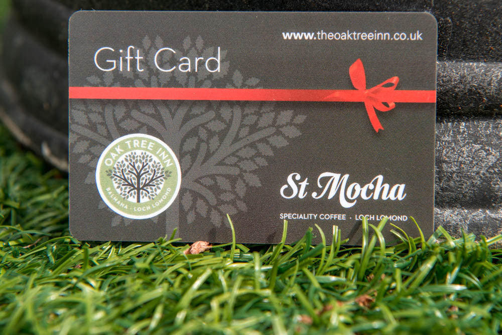 Oak Tree Inn Gift Vouchers