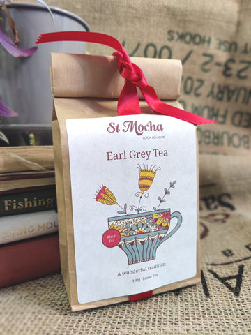 Earl Grey Tea - Loose Tea