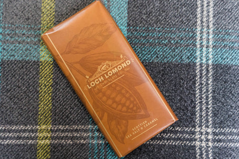 Loch Lomond Chocolate - Sea Salt & Caramel
