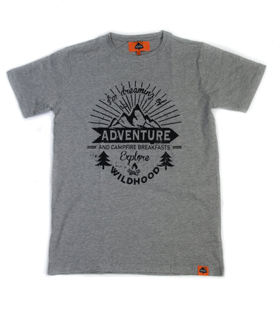 Free-to-Explore Basic Tee