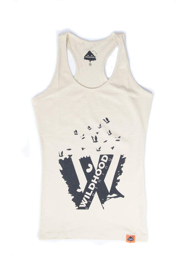 Cross Logo Tank - Ladies
