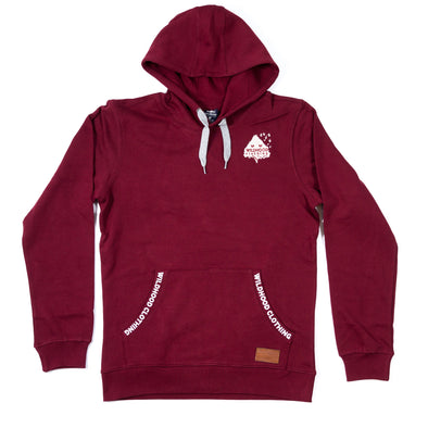 Classic Embroidery Hoodie