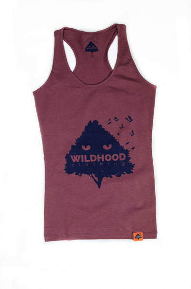 Elegant Logo Tank - Ladies