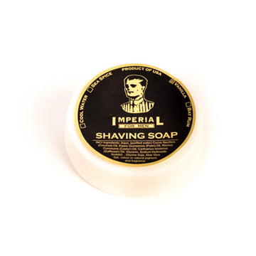 IFM Shaving Soap Vanilla