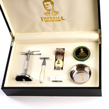IFM Shaving Set Imperial Ivory