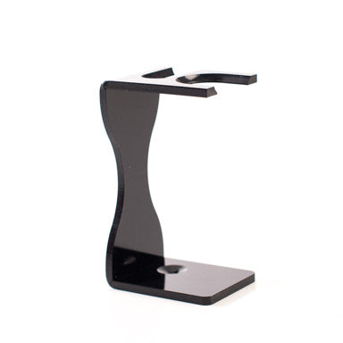 IFM Brush & Razor Stand Acrylic Black